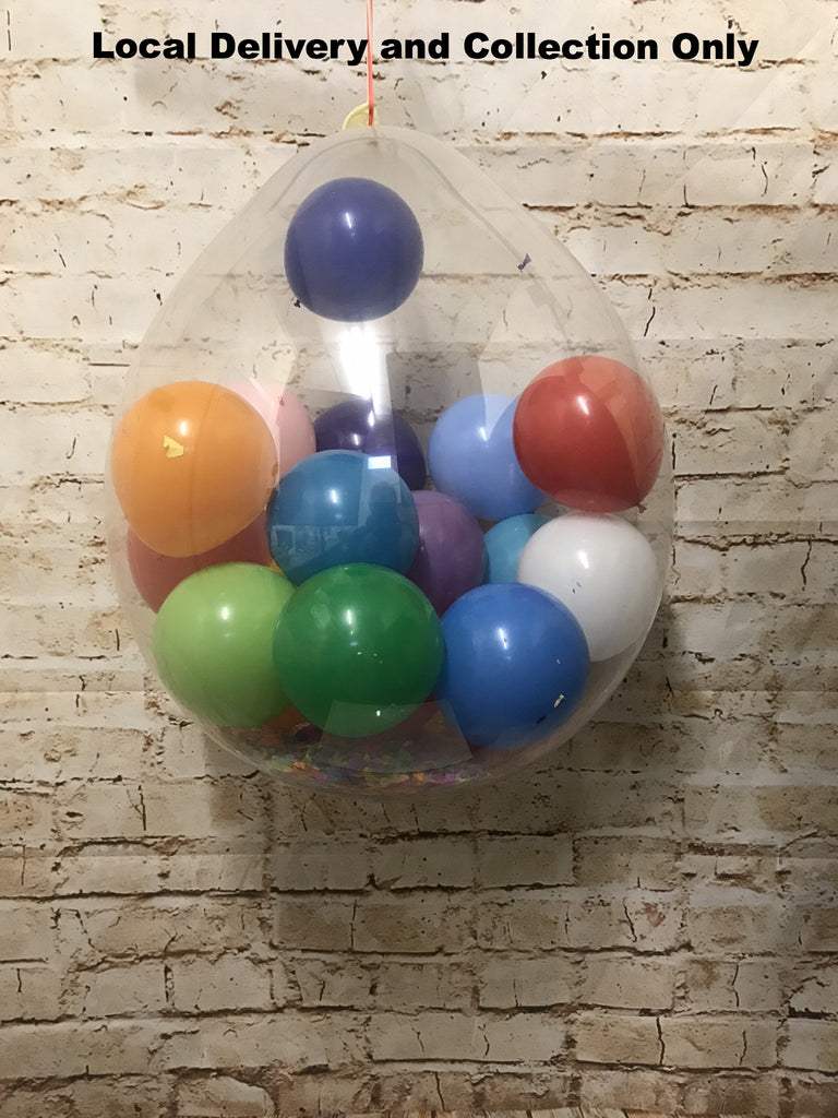 Pop & Drop Balloon