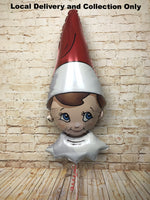 Elf On The Shelf Supershape Foil Balloon