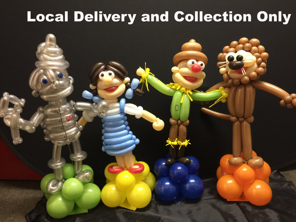 Balloon-a-like Wizard Of Oz Set of Small Wowzers