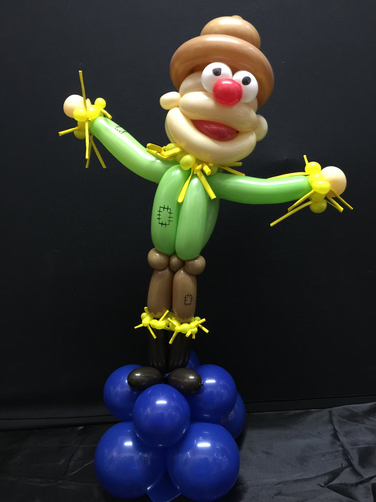 Balloon-a-like Scarecrow Small Wowzer