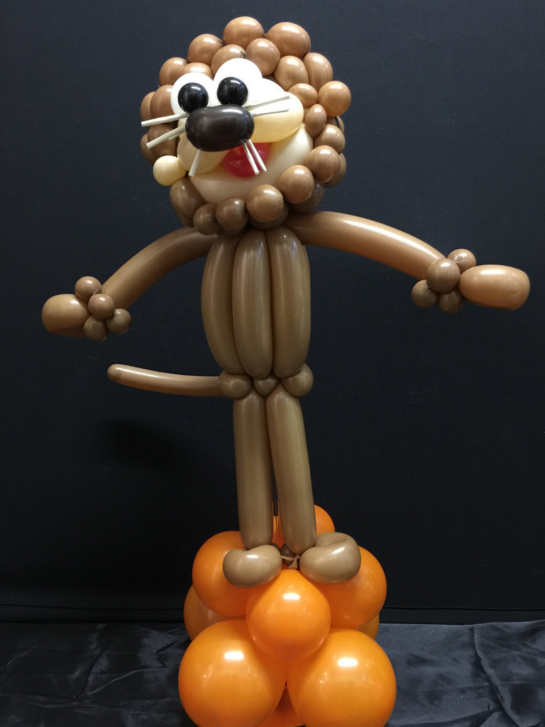 Balloon-a-like Cowardly Lion Small Wowzer