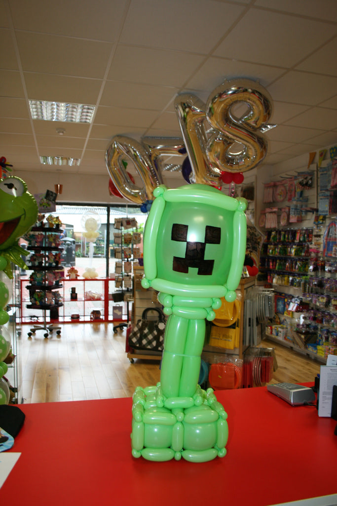 Balloon-a-like Creeper Small Wowzer