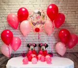 Minnie Mouse 1st Birthday Party Package