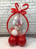Light Up Elf Arrival Christmas Balloon (Elf Supplied)