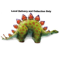 Stegosaurus Dinosaur Supershape Foil Balloon