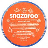 18ml Bright Orange Snazaroo Face Paint