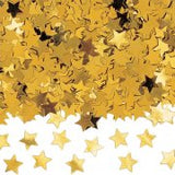 Gold Star Metalic Confetti (14g)