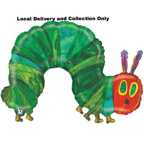 Large Animal - Very Hungry Caterpillar Foil Balloon