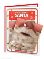 Instant Santa Kit Christmas Card