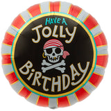 "18"" Jolly Birthday Foil Balloon"