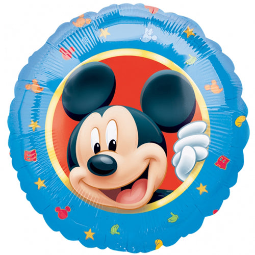 "18"" Mickey Character Foil Balloon"