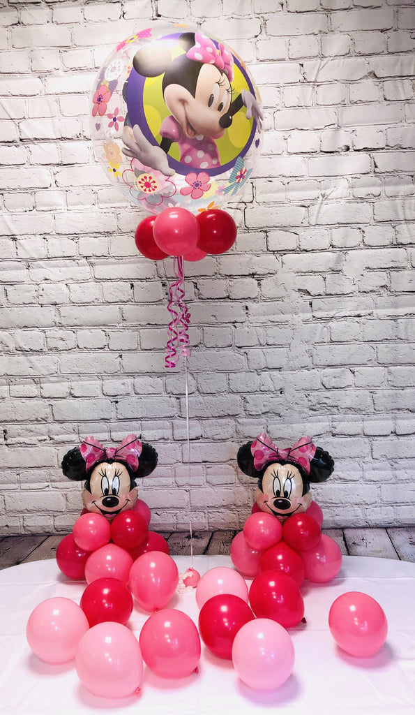 Minnie Mouse Bowtique Package