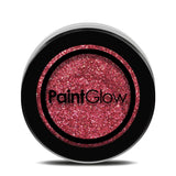 Red Loose Holographic Glitter Shaker