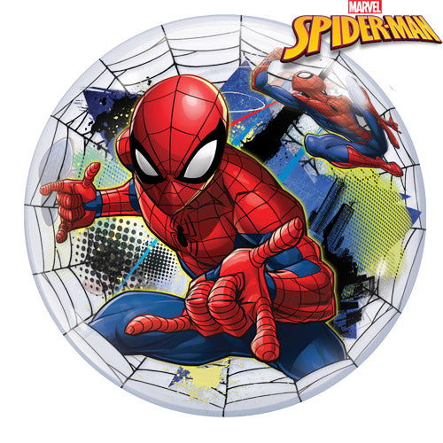 "22"" Marvel's Spiderman Web Bubble Balloon"