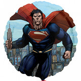 "18"" Superman Round Foil Balloon"