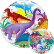 Dinosaur Bubble Balloon