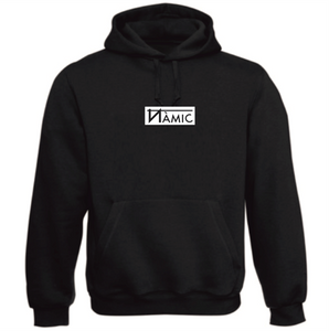 Namic | Namic Essential Box Hoodie - Black