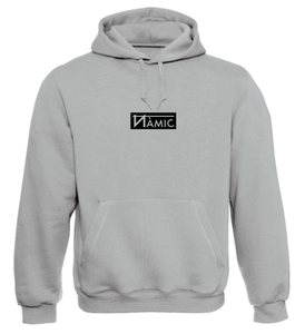Namic | Namic Essential Box Hoodie - Grey