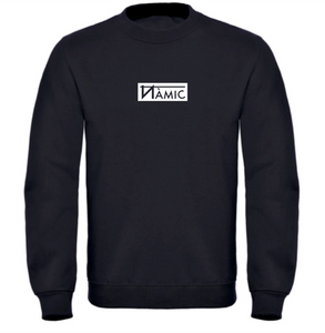 Namic | Namic Essential Box Sweatshirt - Black