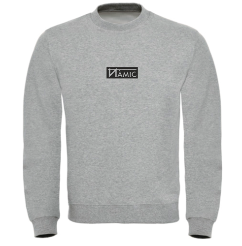 Namic | Namic Essential Box Sweatshirt - Grey