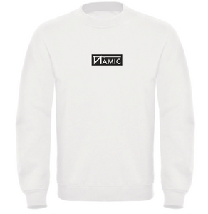 Namic | Namic Essential Box Sweatshirt - White