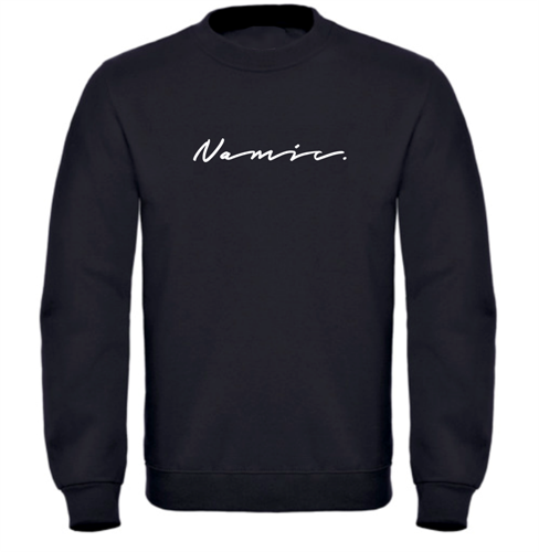 Namic | Namic Scribble Sweatshirt - Black