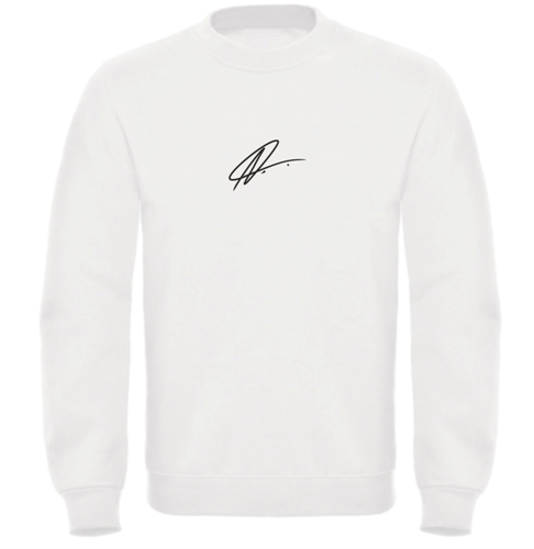 Namic | Namic Signature Essential Sweatshirt - White