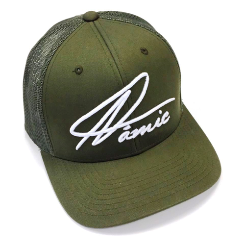 Namic | Namic Signature Mesh Trucker - Khaki/White