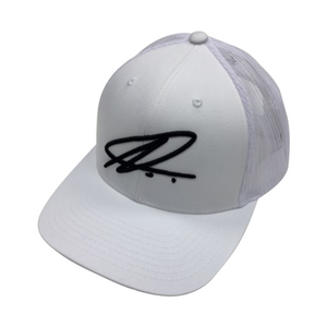 Namic | Namic Signature Mesh Trucker - White/Black