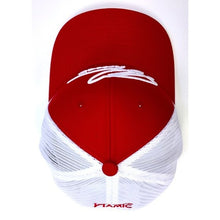 Namic | Namic Signature Mesh Trucker - Red/White