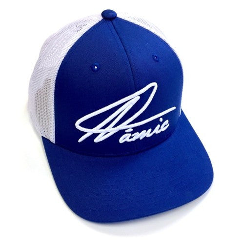 Namic | Namic Signature Mesh Trucker - Royal/White