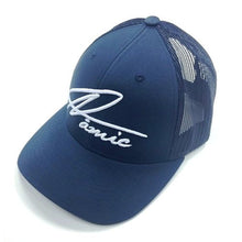 Namic | Namic Signature Mesh Trucker - Navy/White