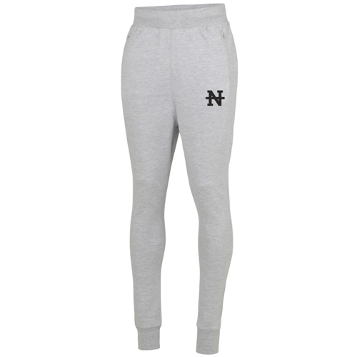 Namic | Namic Statement Drop Crotch Bottoms - Grey