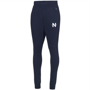 Namic | Namic Statement Drop Crotch Bottoms - Navy