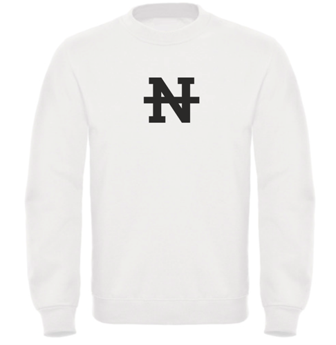 Namic | Namic Statement Sweatshirt - White