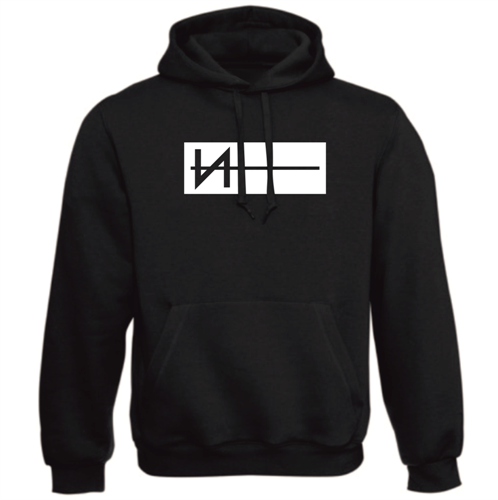 Namic | Namic Straight Line Box Hoodie - Black