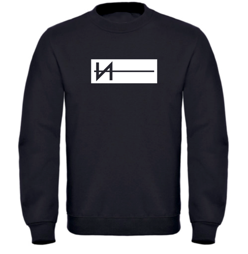 Namic | Namic Straight Line Box Sweatshirt - Black