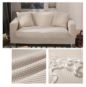 Quilted Three Seater Cover