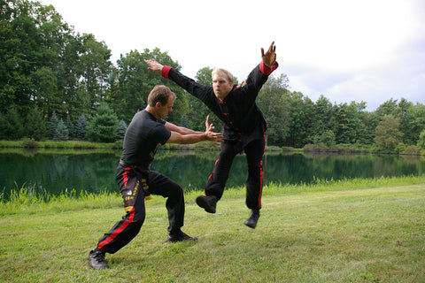 Essentials of Empty Hand Fighting by Sifu Allen!