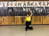 Shuang Pao Chien Ru Shi Wu Hua Pa Men (Double Double Edge Straight Swords )