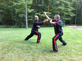 Baton: Two Dragons Wage War (Shuang Lung Ta Chang) 2-man combat set!