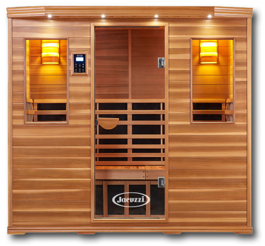 Clearlight Premier IS-5 Five Person FAR Infrared Sauna