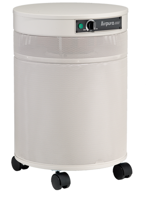 VOCs and Chemicals Airpura V600 air purifier