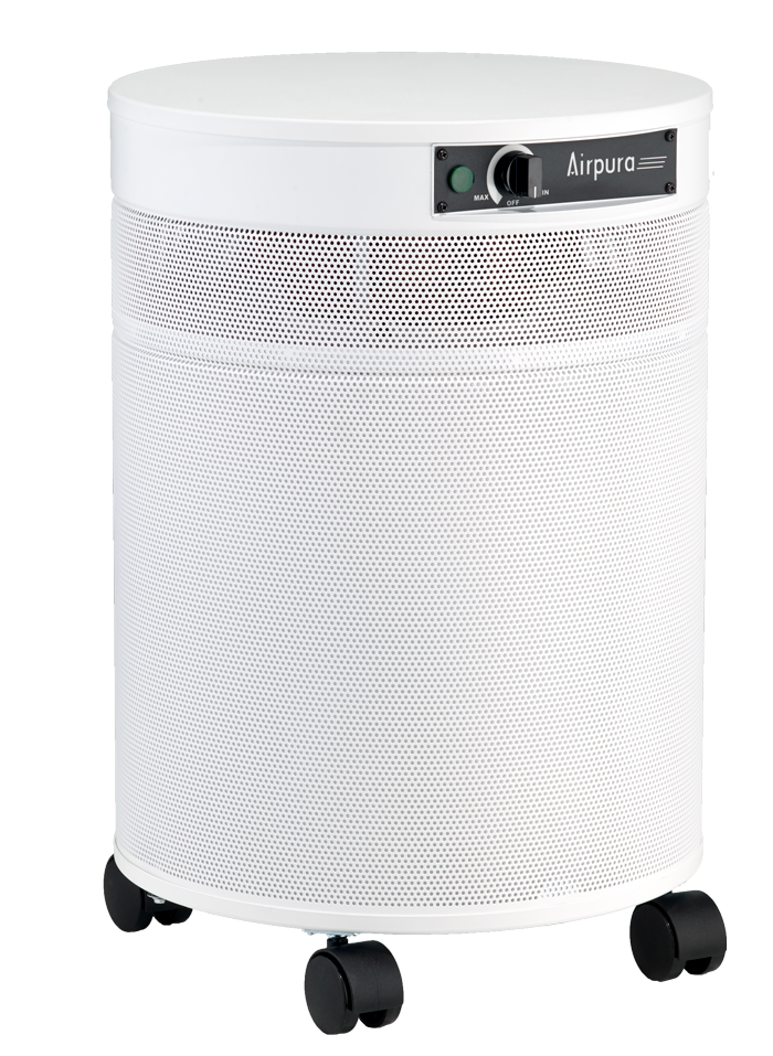 Tobacco smoke Airpura T600 air purifier