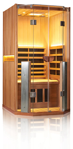 Clearlight Sanctuary 1 Full Spectrum One Person Infrared Sauna