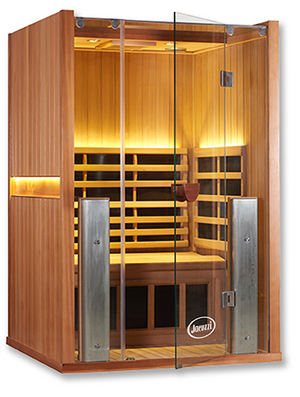 Clearlight Sanctuary 2 Full Spectrum Two Person Infrared Sauna