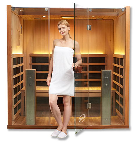 Clearlight Sanctuary Y 4 Person Full Spectrum Infrared Sauna And Hot Yoga Room