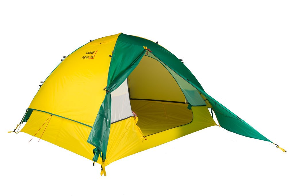 Trail 43 3 Person And 4 Person 2-In-1 Backpacking Tent