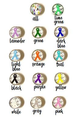 TB-AWARENESS RIBBONS