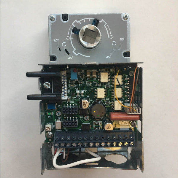 Teletrol TLC i-VAV 01-308 Controller with Actuator